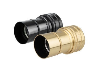 Daguerreotype Achromat  2.9/64 Art Lens - Canon EF Mount