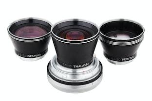Neptune Convertible Art Lens System - Pentax K Mount