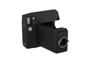 Lomo'Instant Square Camera (Black Edition)