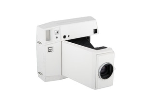 Lomo'Instant Square Glass - White