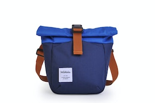 Hellolulu Matt: Compact Camera Bag - Navy