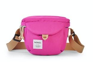 Hellolulu Dean: Compact Camera Bag - Pink