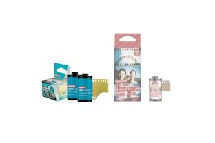 Lomochrome Turquoise 35mm Filmbundel