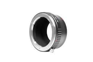 Lens Adapter Nikon F - FUJI X