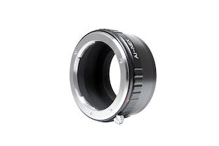 Adaptador de Lente Montura Nikon F - FUJI X de Lomography