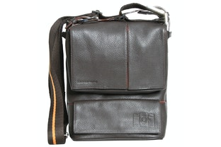 Sidekick Leather Bag Lite Brown