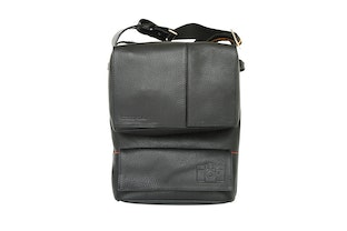 Sidekick Leather Bag Lite - Zwart