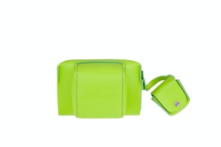 Etui en cuir Fisheye Lime Punch