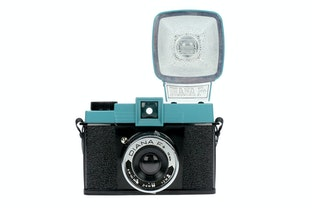 Diana F+ Camera and Flash