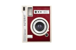 Lomo'Instant Automat South Beach(レッドブラウン)