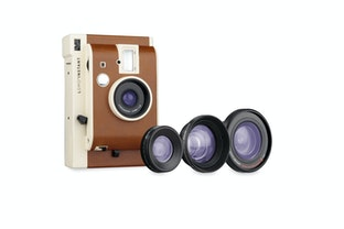 Lomo'Instant Camera and Lenses (Sanremo Edition)
