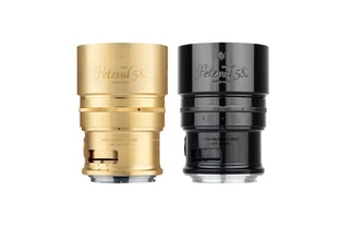New Petzval 58 Bokeh Control Art Lens - Canon EF Mount