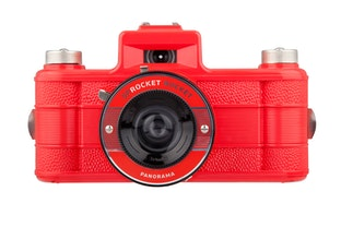 De Sprocket Rocket Rood 2.0 Camera